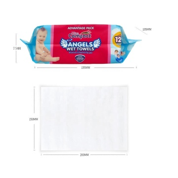 ANGEL Africa Ultra Premium Quality Wet Towels Baby Wipes