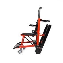 Folding disabled fire evacuation chair for stairs