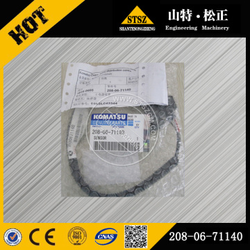 Quality Komatsu Electrical Parts PC400-7 sensor 208-06-71140