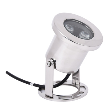 3W RGBW LED Underwater Light for Fountain