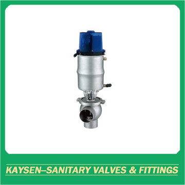 3A Sanitary pneumatic single seat mixproof valves