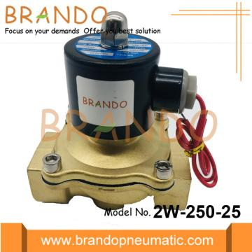 AC 220V Solenoid Vlave For Water Industry
