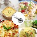 Pokich Stainless Steel Potato Machine For Potato Fruit Vegetable Juicer Presser Potato Mashers Ricers Kitchen Cooking Tools