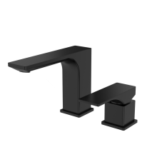 Widespread Bathroom Sink Faucet 2 Handles