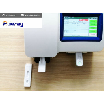 Adenovirus poct creatinine test colloidal analyzer