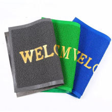 Hot new products wholesale welcome coil door mats