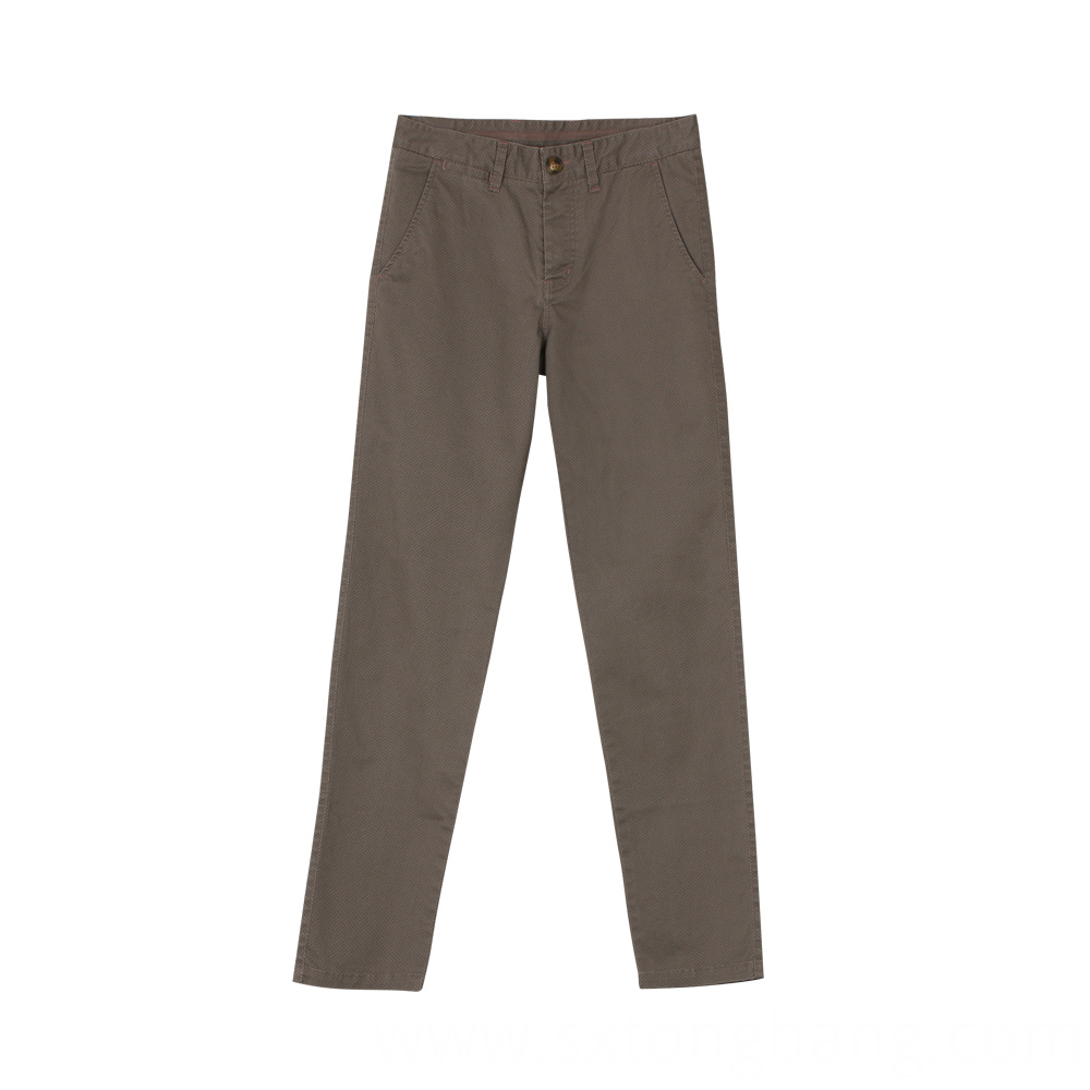 Easy To Match Twill Cargo Pants