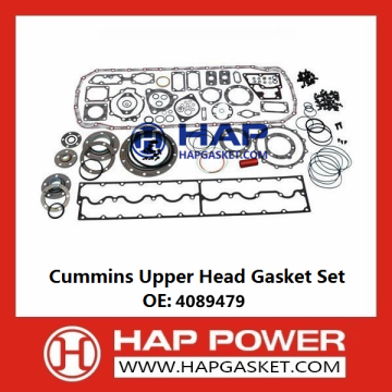 Cummins Upper Head Gasket Set 4089479
