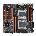 X99 Motherboard Dual DDR4 2011V3 Server Desktop Computer