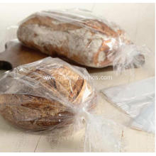 Clear Flat Bags for Bread