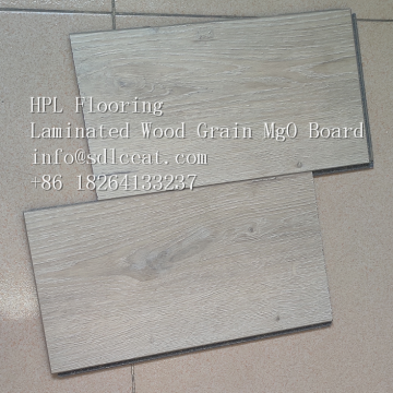 wood grain fiber cement decking floor board for outdoor floor