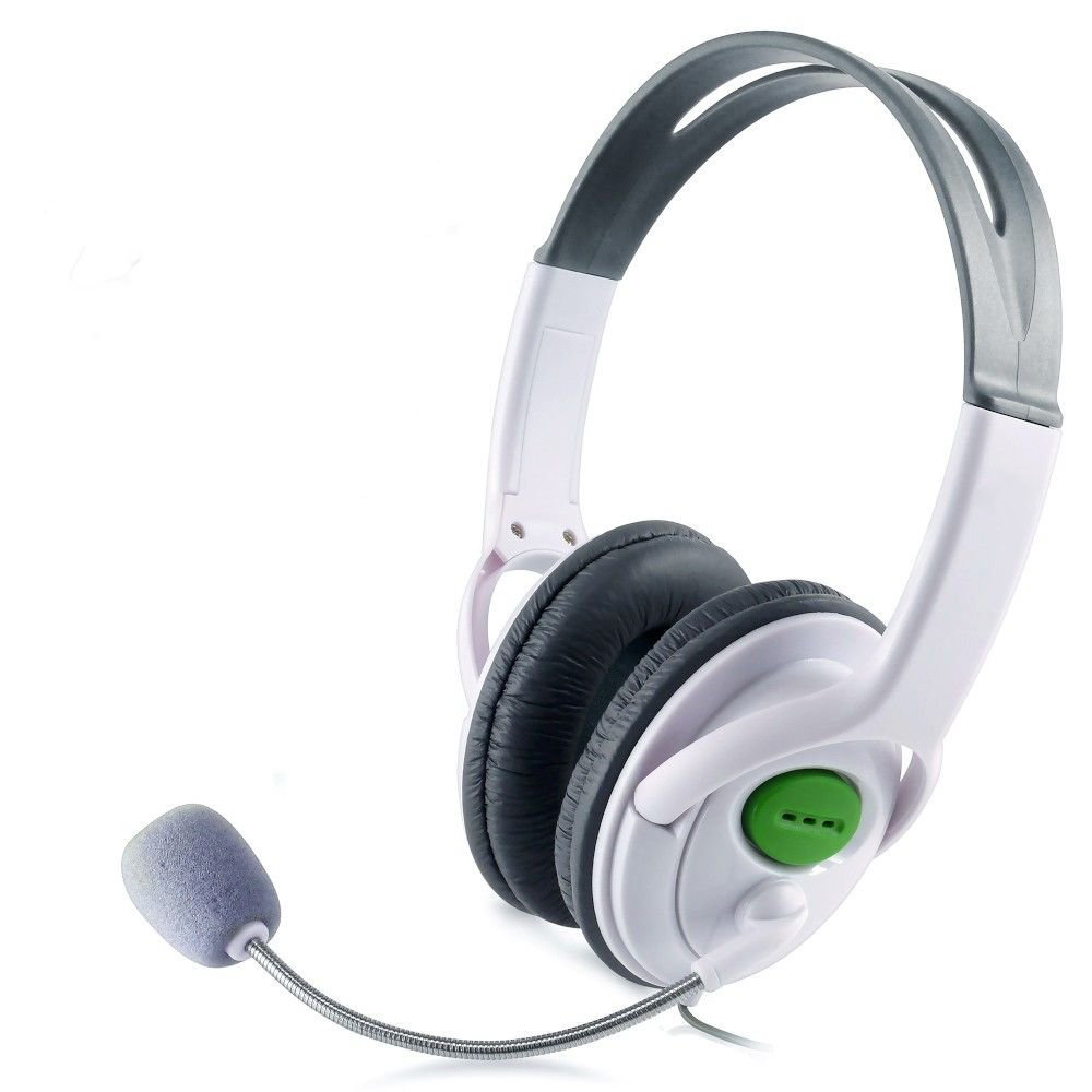 Wired Gaming Headset Headphone With MIcrophone
