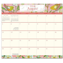 Indoor Custom magnetic refriger paper calendar