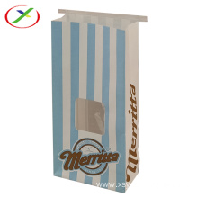 Environmentally friendly Stand Up Popcorn Packaging Bags