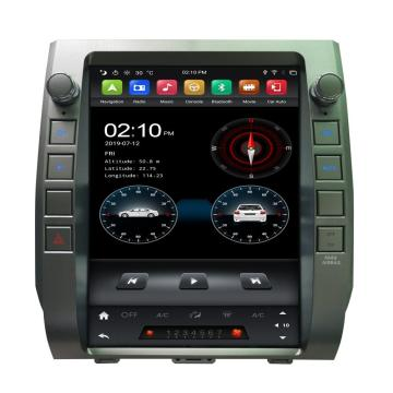 12.1inch tesla car autoradio for Tundra 2014