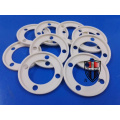 corrosion resistance alumina ceramic ring custom made parts