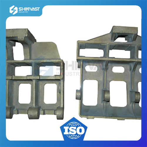 Steel investment casting parts