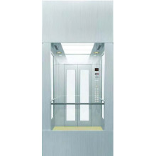 Smooth-running Machine Room Glass Panoramic Observation Lift