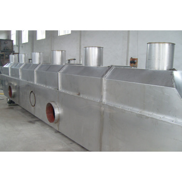 Vibrating Fluid Bed Drying Machine for Drying Water Dispersible Granule