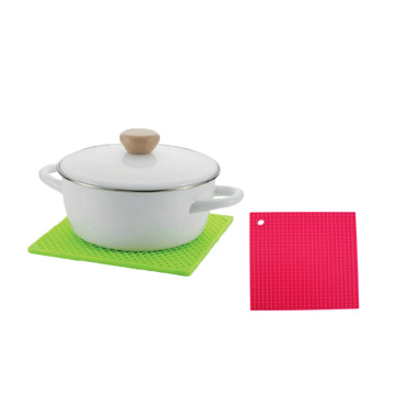 Silicone  Hot Pads Insulation Mat Pot Holders