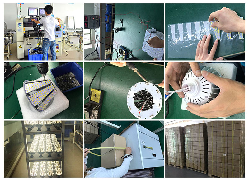 High Pressure Sodium Lights Led Replacement