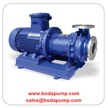 Stainless Steel Acid Magnetic Chemical Pump