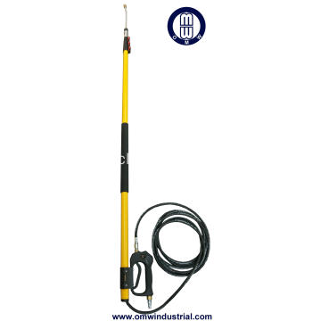 24 ft Pressure Washer Telescoping Wand Industrial Use