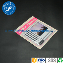 Slide Card Blister Packaging For Logo Printin