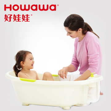 Baby Bathtub With Thermometer Infant Product