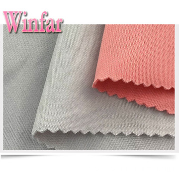 Polyester DTY Spandex Spacer Scuba Knit Fabric