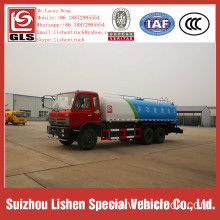 High Pressure 6*4 Multifunction Water Tanker Truck