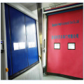 Self-Repairable Auto Recovery Door Pintu Kacepetan Tinggi