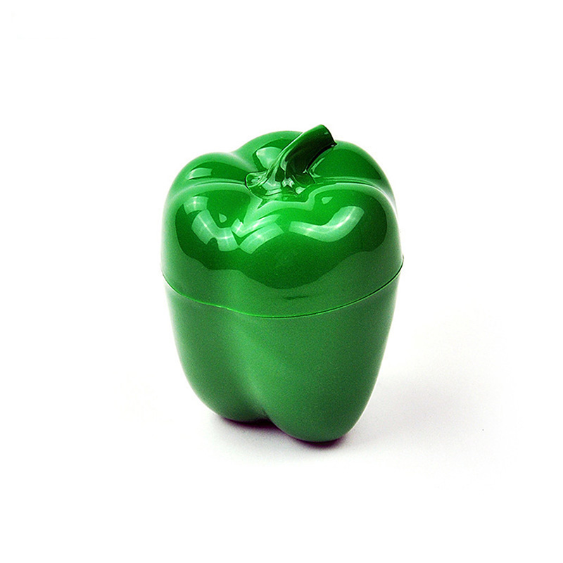New 2020 Hot Kitchen Food Savers Storage Container for Onion Lemon Pepper Tomato Garlic, Kitchen Gadget Fresh Storage Box Top #3