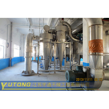 Revolving Flash colloided silica Dryer