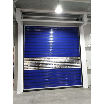 High Performance High Speed Rolling Shutter Door