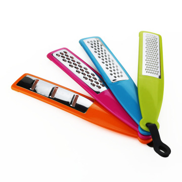 4pcs Stainless Steel Zester Grater Set