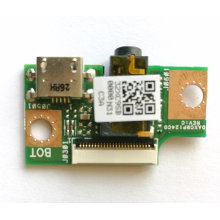 original for T1CHI T100CHI charger USB audio Board DAXC9PI24C0 DAXC9P124C0 test good free shipping