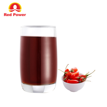 Healthy Goji Raw Juice for Snack