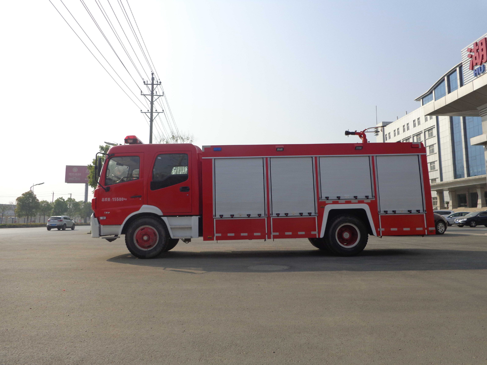 cheap chinese fire trucks 4