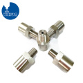 CNC Machined Stainless Steel Thermowell Fitting