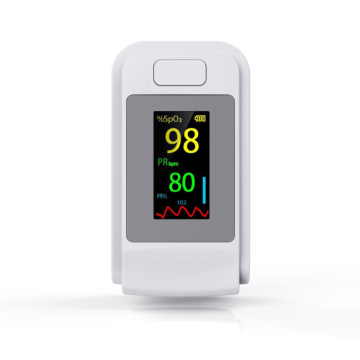 Finger Heart Rate Monitor Pulse Oximeter