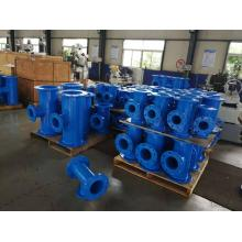 Ductile Iron Flanged Teesuppliers/factory