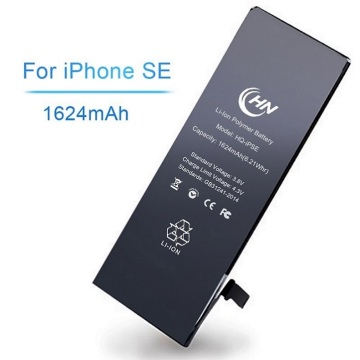 3.8V lithium rechargeable iphone SE battery backup