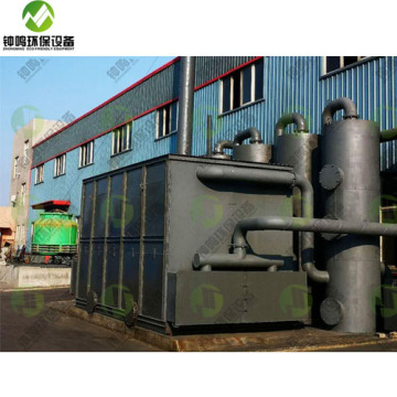Plastic Pyrolysis to Diesel to Energy Pyrolysis Facilities