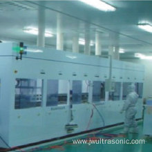 Gas-phase Automatic Silicon Wafer Cleaning Machine