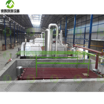 Waste Plastic Pyrolysis to Oil Plant Cost in USA