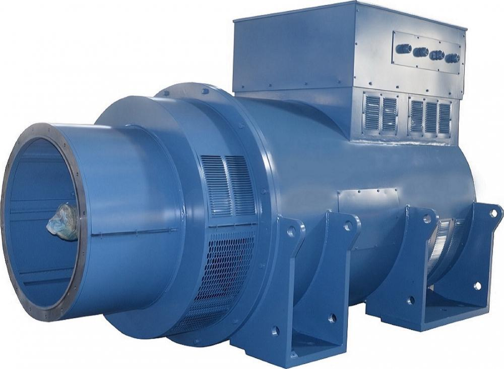 High Voltage 3300v 400kW Generator