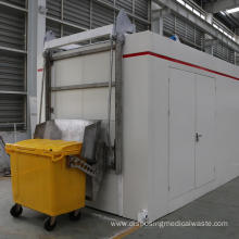 Biohazard Waste Disinfection Equipment