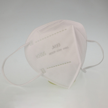 Dust Breathable KN95 Mask with Soft Lining