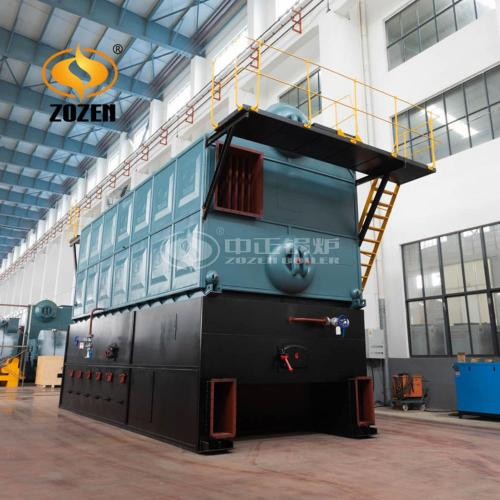 8tonhr Coal Biomass Fired Steam Boiler System